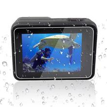 цена на Tempered Glass Protector Cover LCD Screen Protection Film Case For GoPro Go pro 5/6/7 Black Camera Lens