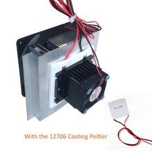 Thermoelektrische Peltier Kühler Kälte Semiconductor Kühlsystem Kit Computer Komponenten mit 12706 Kühlung Peltier