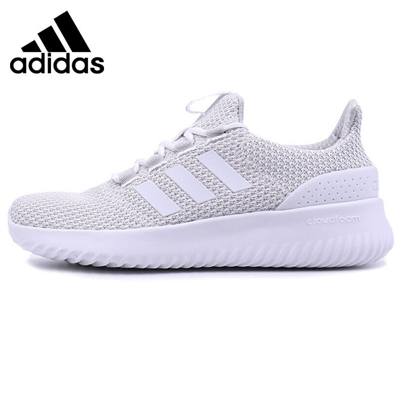 Official Original Adidas NEO LABEL CLOUDFOAM ULTIMATE Women's Skateboarding Shoes Anti-Slippery Hard-Wearing Sneakers Durable