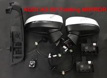 Lusterka i moduł do Audi A3 8V AUTO składane elektryczne składane lusterko UPGRADE KIT