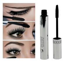 2017 New Arrival Brand Eye Mascara Makeup Long Eyelash Silicone Brush Curving Lengthening Colossal Mascara Waterproof Black