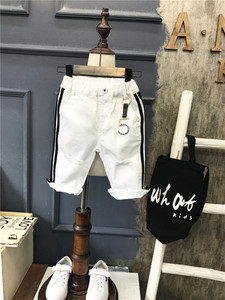 Image 4 - 2ชิ้นเด็กชายฤดูร้อนเสื้อผ้าชุดเด็กสีดำเสื้อเชิ้ตและสีขาวสั้นชุดเด็กแฟชั่นเปิดลงปกแขนสั้นท็อปส์2 7ครั้ง