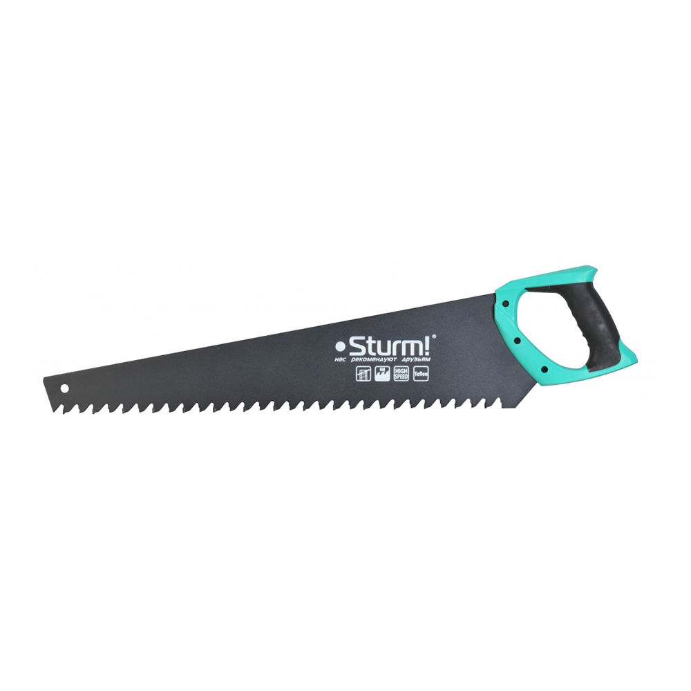 Hacksaw for foam concrete Sturm! 1060-92-600 пила sturm 1060 06 55