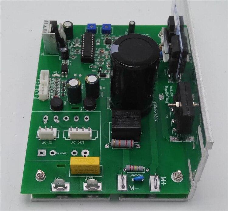 kostenloser versand motor controller laufband motherboard steuerplatine computer board unter steuerkarte