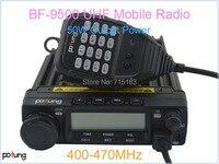 Новый pofung Baofeng bf 9500 Мобильное радио/автомобиля Радио UHF: 400 470 мГц 200ch 50 Вт автомобиля Радио pofung bf9500 Радио станции