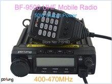 Nueva Pofung BF-9500 Baofeng de Radio Móvil/Vehículo Radio UHF: 400-470 MHz 50 W 200CH Radio de Coche Pofung BF9500 estación de radio