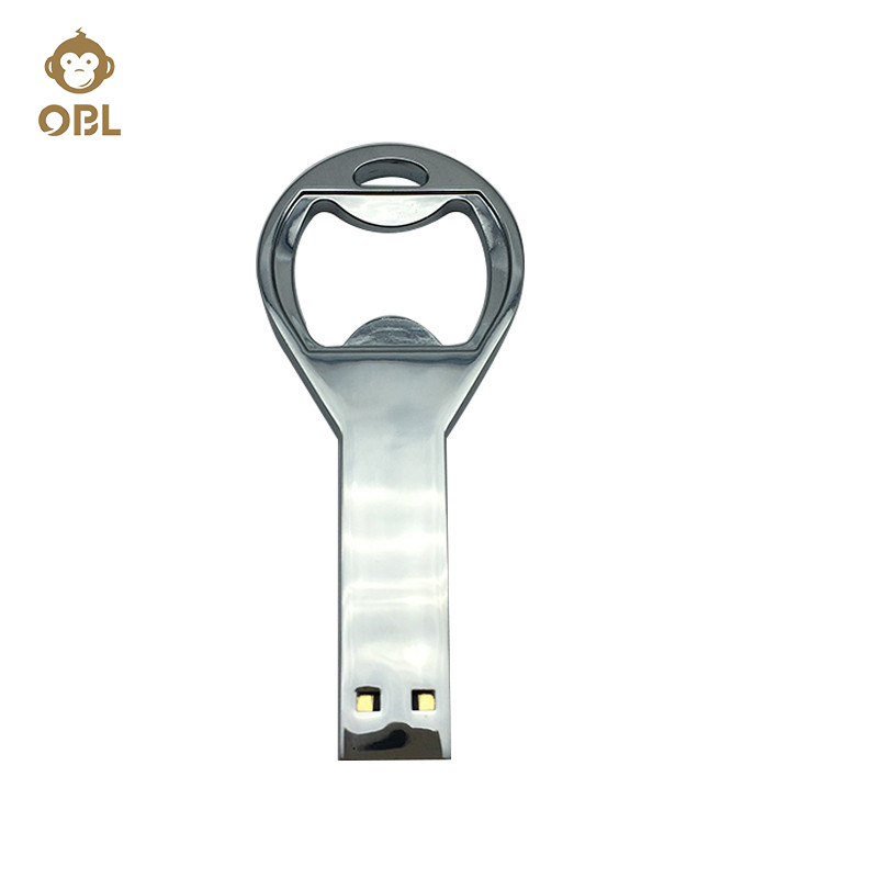 metal bottle opener usb flash drive 128gb 64gb 32gb 16gb 8gb 4gb flash memory pendrive pen drive. Black Bedroom Furniture Sets. Home Design Ideas