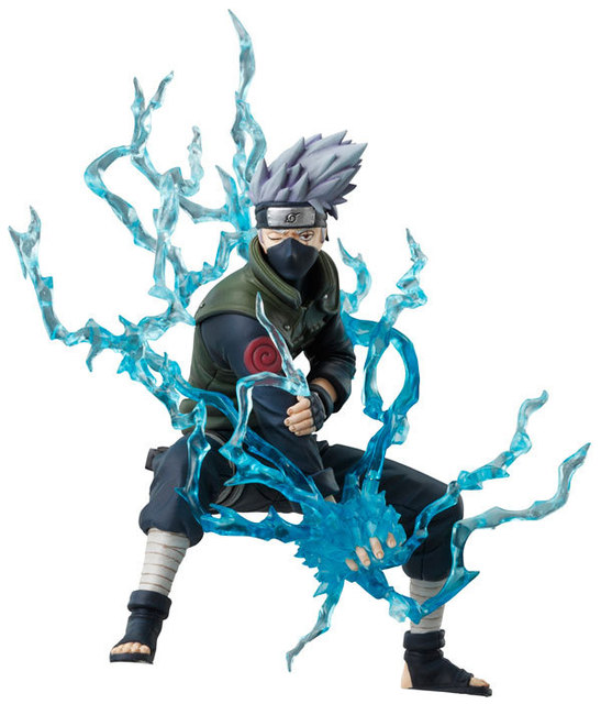 Naruto Anime Action Figure – Kakashi Hatake
