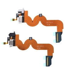 USB Charging Port Audio Jack Home Button Flex Cable For iPod Touch 5th Gen