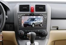 Car Dvd Gps for HONDA CRV 2006 2007 2008 2009 2010 2011 + steering wheel control+ phonebook+bluetooth music+ipod+dvd+ map