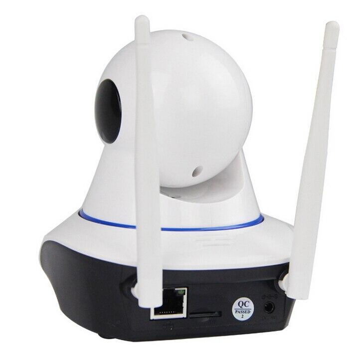 Xuanermei маленьких Мониторы Беспроводной Камера Умный дом 720 P IP ребенок Камера сети Wi-Fi дома видеонаблюдения Камера с Ночное видение