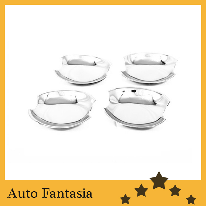 Chrome trim strips exterior accessories chrome door cavity cover - for Mazda 5 / Premacy 05-09- free shipping