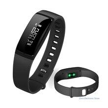 Mesuvida Приборы для измерения артериального давления браслет V07 Шагомер Смарт-браслет сердечного ритма Мониторы SmartBand Bluetooth Фитнес для iOS и Android