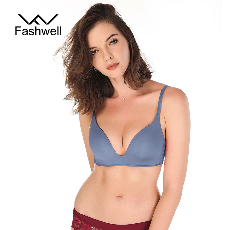 Summer Sexy Seamless Bra Women Push Up Bra Underwear Thin cup wire free Bralette Bra Underwear