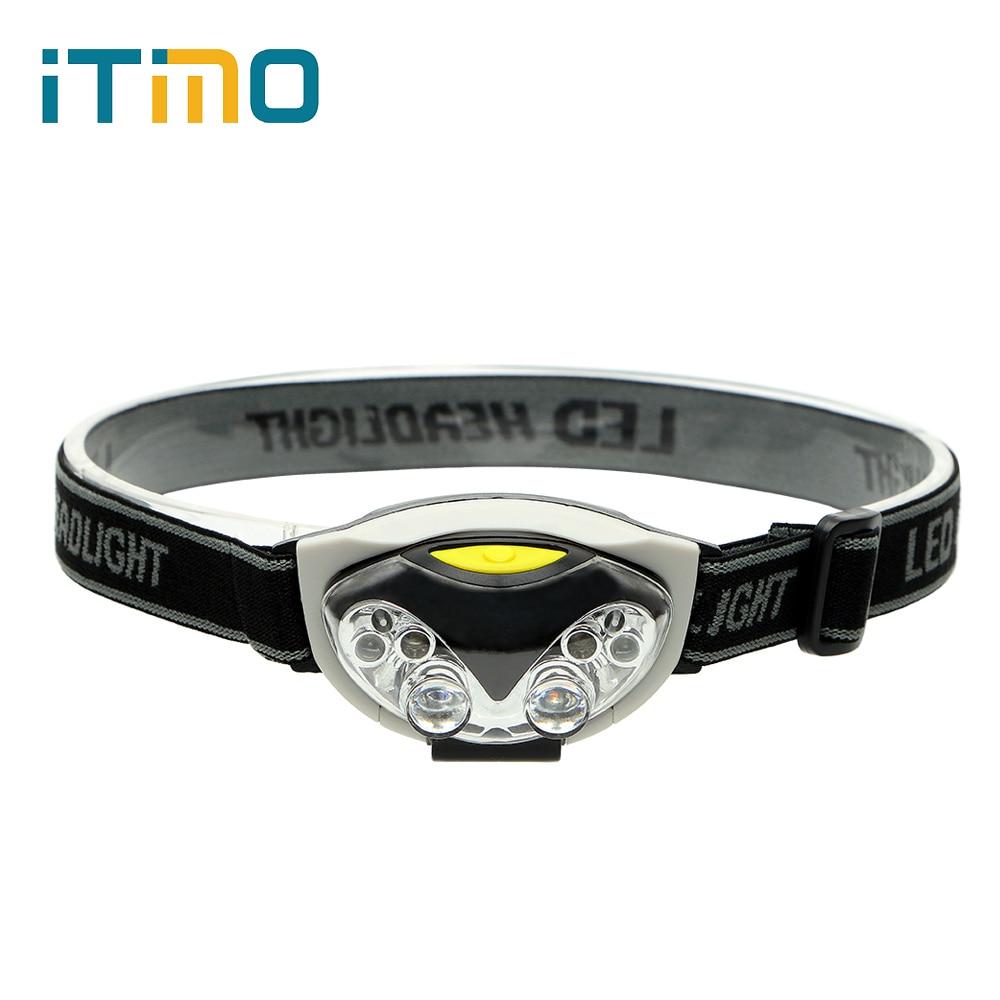 100m ūdensnecaurlaidīgs LED lukturu lukturis regulējams leņķa luktura lukturis Focus For Camping
