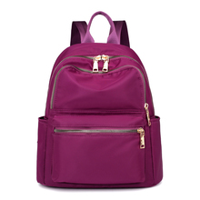 d743f7426e Cloth Shake Women Backpacks Fashion School Backpack For Teenage Girls Female  Mochila Feminina Brand Travel Bags