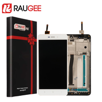 For Xiaomi Redmi 4A LCD Display Touch Screen With Frame LCD Screen Digitizer Replacement For Redmi