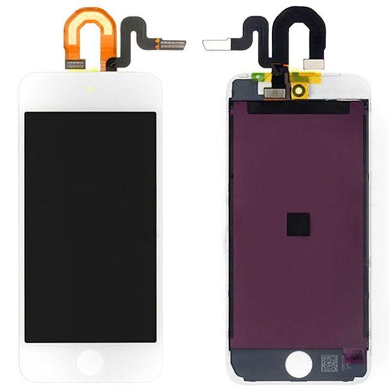 Sinbeda écran LCD pour Apple iPod Touch 5 5th écran LCD remplacement avec écran tactile verre numériseur assemblée noir ou blanc