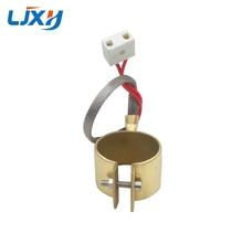 Обогреватель латунный LJXH 220 В для машины для литья под давлением, мощность 280 Вт/350 Вт/180 Вт/210 Вт 40x5 0 мм/40x6 0 мм/42x3 0 мм/42x35 мм 1 шт.