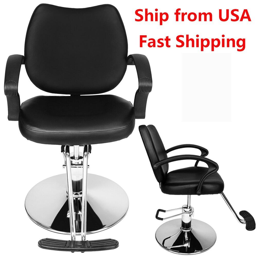 где купить NEW Classic Soft Haircut Salon Styling Barber Chair Beauty Equipment Spa Salon Furniture Salon Equipment 10018231 по лучшей цене