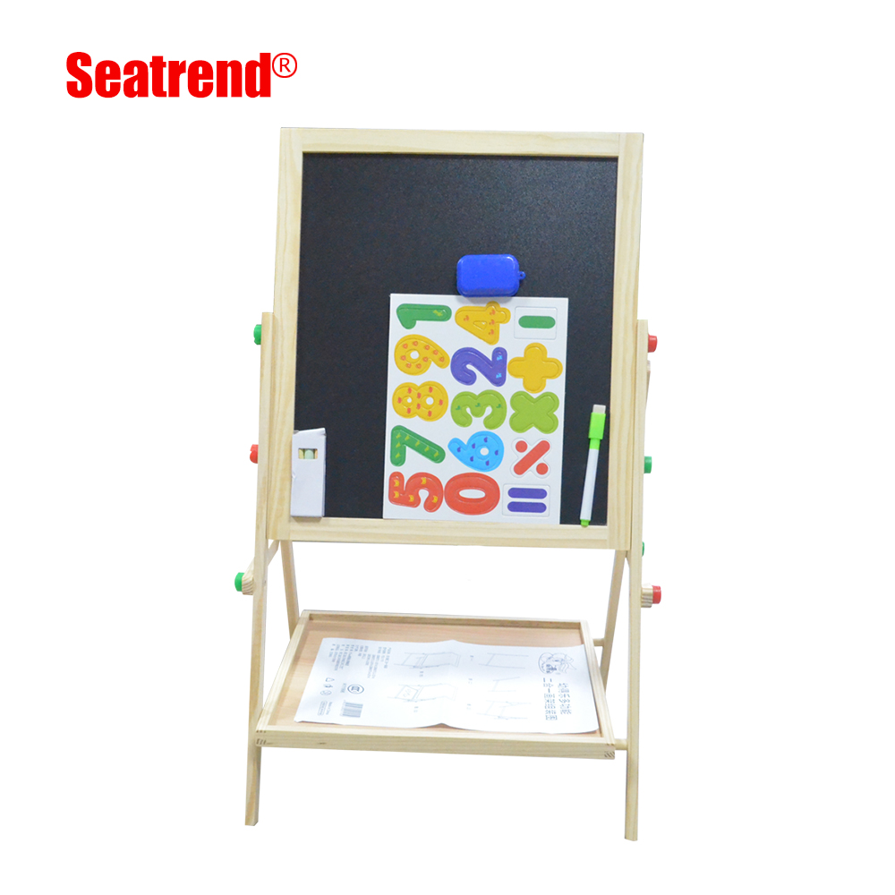 Marker and chalk drawing boards 75