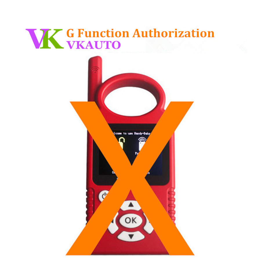 G Chip Copy Function Authorization for JMD Handy Baby Key Programmer 10pcs lot original jmd king chip jmd handy baby key copier jmd chip for cbay clone id46 4c 4d g unlimited copy chip