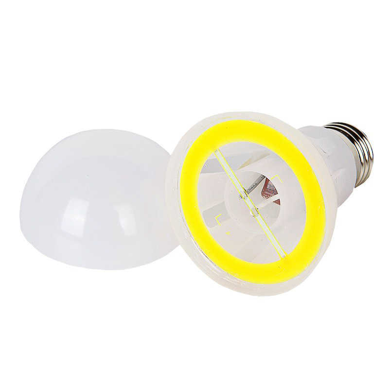NEW MCOB Ceramic Chip LED E27 E26 Light Bulb AC 110V 220V 8W 12W 16W 20W LED Spotlight than filament lamp lampada