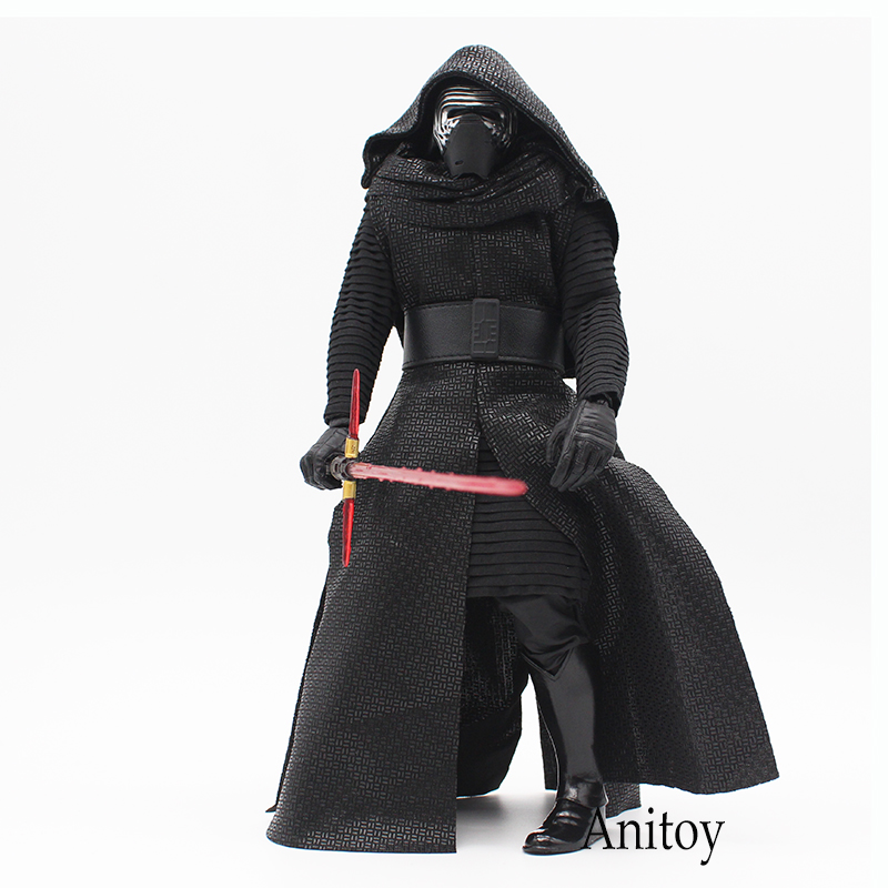 Image 4 - Crazy Toys Star Wars The Force Awakens REN 1/6th Scale PVC Action Figure Collectible Model Toy 29.5cm KT4236crazy toysmodel toytoys star wars -