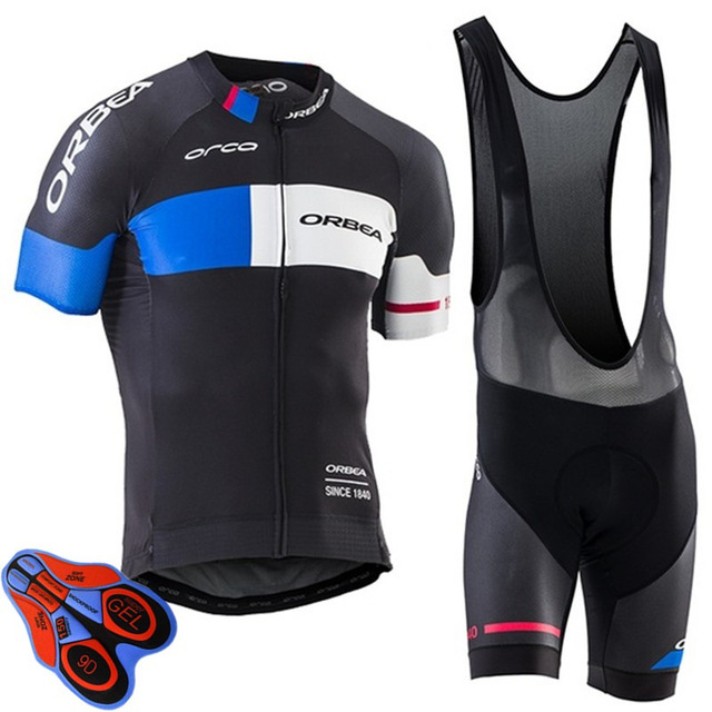 ORBEA Brand 2017 New Summer Cycling Jersey Set Maillot Ropa Ciclismo . c4fc59290