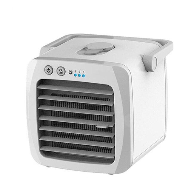Tragbare mini klimaanlage fan Persönliche Verdunstungs usb Luftkühler Luftbefeuchter Schnelle Einfache Möglichkeit zu Kühlen Jede Raum Home Office