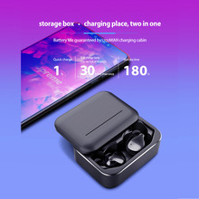 Wireless Bluetooth Earphone 5.0 Tws Earbuds 3d Stereo Wireless Earphone With 3200mah Charging Box Sports Earbuds 3d For Phone t50 tws bluetooth headset sports touch wireless earphone 3d stereo microphone wireless earbuds charging box