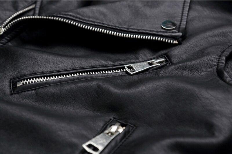4XL grande taille femme moto gilet noir en cuir gilet femmes sans manches Biker veste avec ceinture - 4