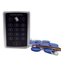 High Quality Rfid 125khz Id Tag Security Card Reader Access Control Keypad