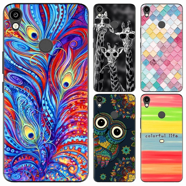 reputable site 6d241 860d2 US $0.99 20% OFF|New Arrival Phone Case For TECNO KA7 / TECNO SPARK2  Fashion Design Art Painted TPU Soft Case Silicone Cover-in Fitted Cases  from ...
