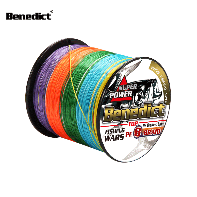 Image 5 - braided line 8 Strands 500M 1000M super pe ice sea fishing 8 300LB spectra green grey blue multi color Multifilament 0.12 1.0mm-in Fishing Lines from Sports & Entertainment