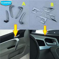 Dla Geely nowy Emgrand 7  EC7  EC715  EC718  Emgrand7  E7  RS  EC7 EV  EV  przełącznik drzwi samochodu uchwyt głośnik rama  naklejki w Naklejki samochodowe od Samochody i motocykle na