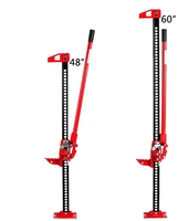 Car Farm Jack 48 inch and 60inch Service Tool Auto Car Vehicle Truck Stand Tractor Lift Off road Rescue Tools