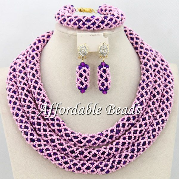 Free Shipping Wedding Bridal Jewelry Set Pretty African Fashion Jewelry Sets New Arrival Wholesale BN218Free Shipping Wedding Bridal Jewelry Set Pretty African Fashion Jewelry Sets New Arrival Wholesale BN218