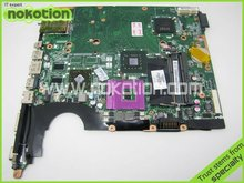 NOKOTION 578378-001 Laptop motherboard for Hp DV6 PM45 With graphics card DDR3 Mainboard Mother Boards