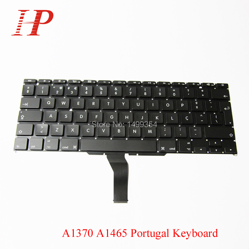 "Laptop Parts Portuguese Keyboard PO For Macbook Air 11 inch"" A1465 MD223 MD224 MD711 MD712 inch"