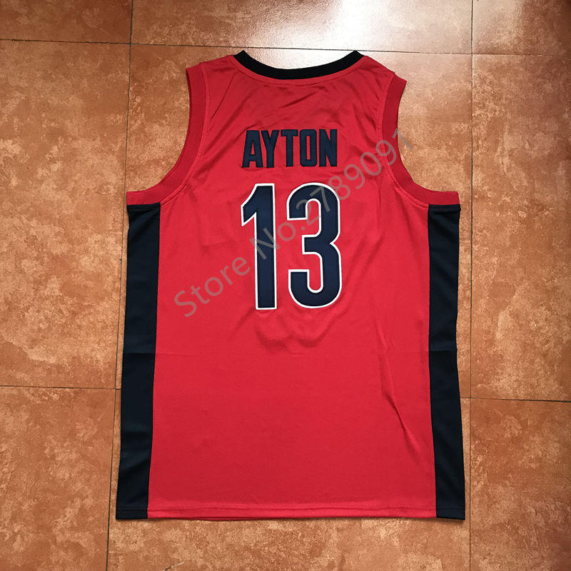 wholesale dealer f57d9 6b403 2018 New #13 Deandre Ayton Arizona Wilcats College Throwback Basketball  Jersey Stitched any Number and name-in Basketball Jerseys from Sports & ...