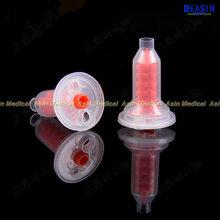 100 pcs/pack embouts de mélange de Moulage dynamique intra-oral dentaire de dentiste tête en caoutchouc de silicone adaptée à/3 M machine de Type ESPE Pentamix