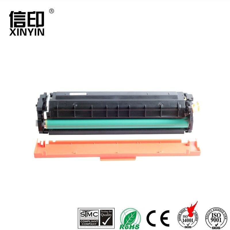 XColor 1PK 410A 410X CF410A CF410X cartouche de toner compatible pour HP MFP Couleur M377dw M477fdn M477fdw M477fnw Imprimante