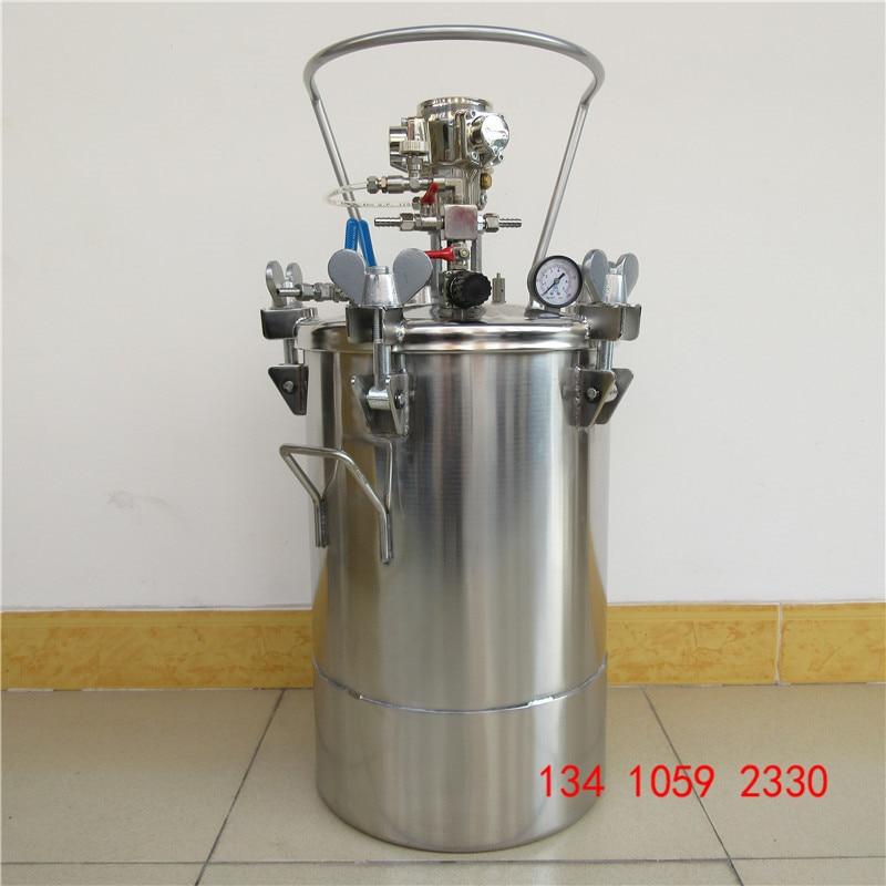 Prona automatinis maišytuvo dažų slėginis bakas RT-10AS, RT-20AS, - Elektriniai įrankiai - Nuotrauka 2