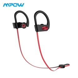 Original Mpow Flame Bluetooth <font><b>Headphones</b></font> HiFi Stereo Wireless Earbuds Waterproof <font><b>Sport</b></font> Earphones <font><b>With</b></font> <font><b>Mic</b></font>/Portable Carrying Case