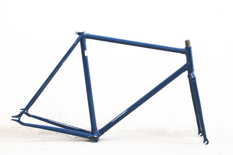 aliexpresscom buy fixed gear frame bicicleta fork columbus cromor chromoly lug pursuit track bike frameset velo pursuit frameset custom made fixie from