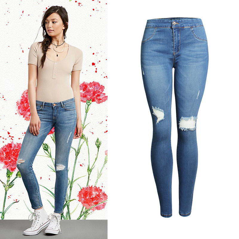 Online Get Cheap Super Ripped Jeans -Aliexpress.com | Alibaba Group