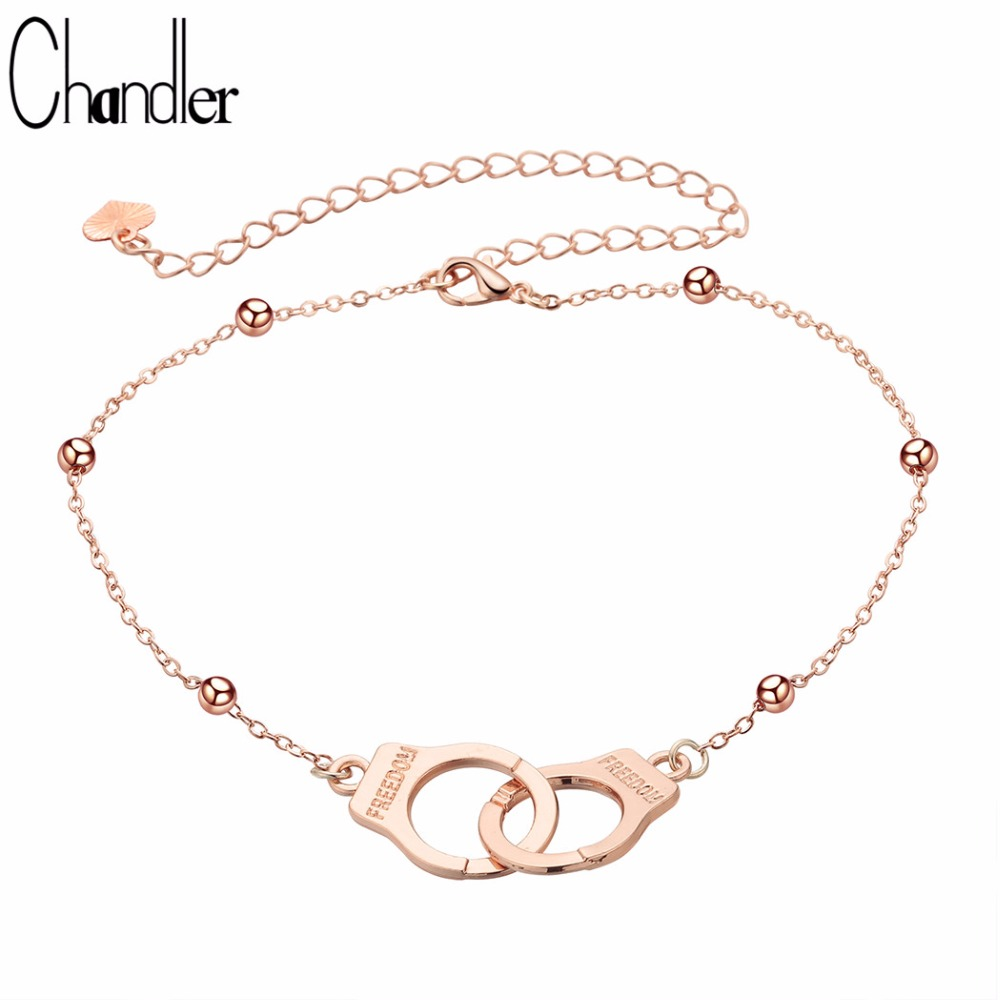 Humor New Adjustable Design Code Locking Handcuffs Wrist Cuff Slave Shackle Restraint Reliable Performance Sexual Wellness Health Care