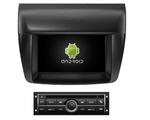 S200 octa core android 8.0 car dvd player for Mitsubishi L200 low wifi/3G device mirror link best selling DVR gps car stereo