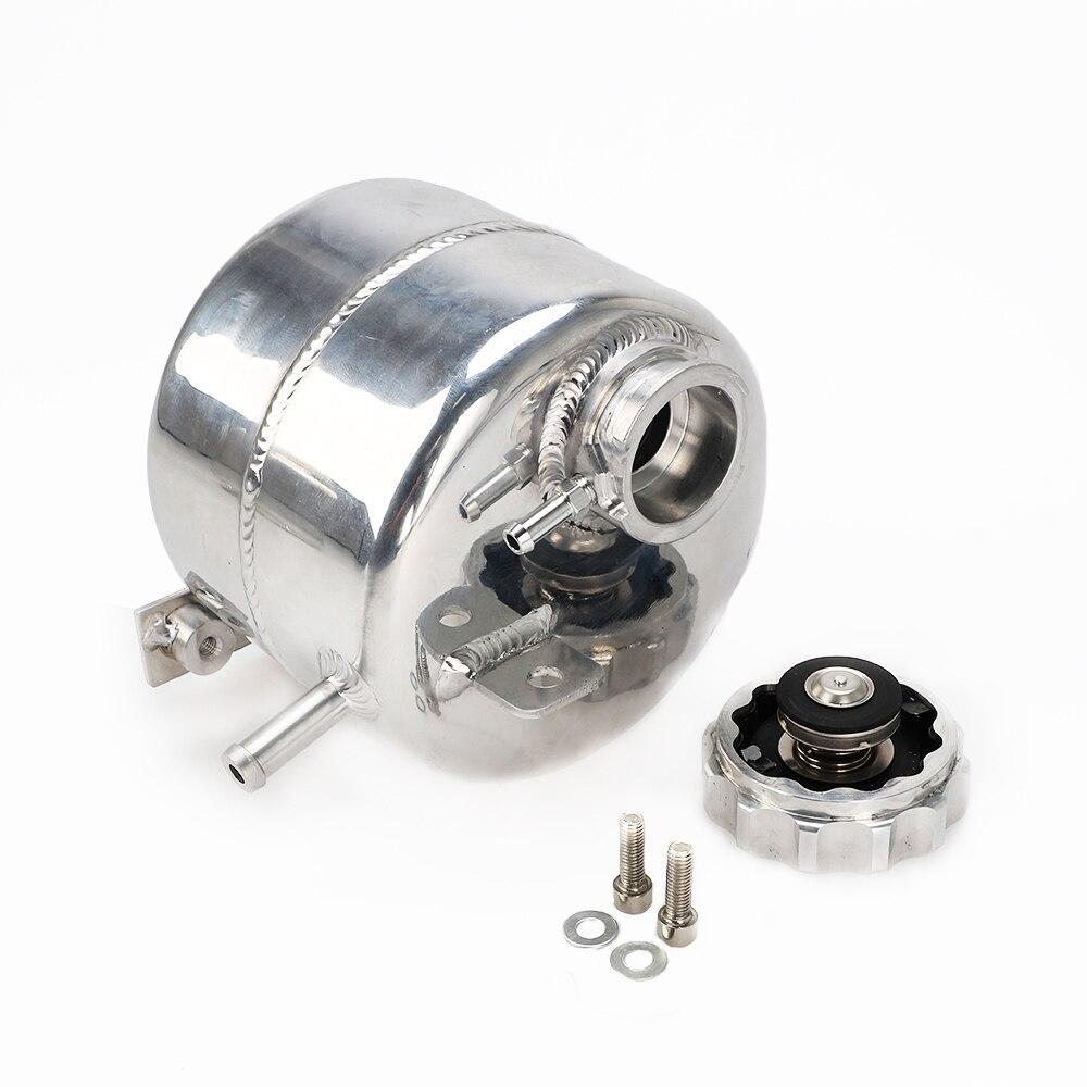 Pour MINI Cooper S R52 R53 accessoires de voiture en-tête de refroidissement Expansion trop-plein réservoir d'eau et bouchon réservoir en aluminium bidon YC101471 - 4